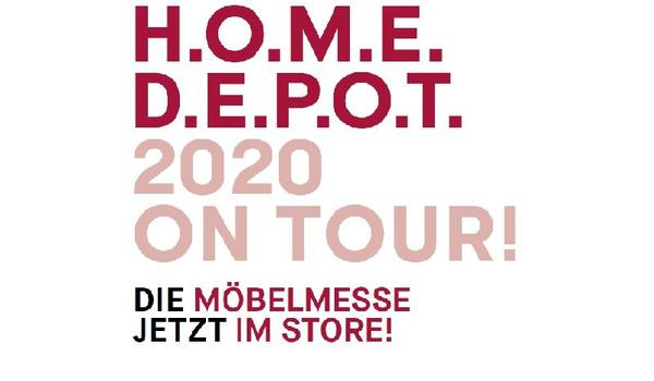 Home Depot 2020 on Tour!